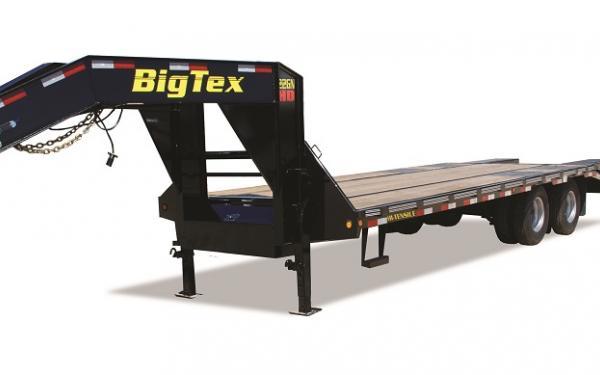 Big Tex 22GN Tandem Dual Gooseneck