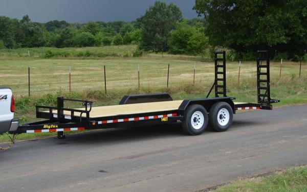 Big Tex 14ET Heavy Duty Equipment Trailer