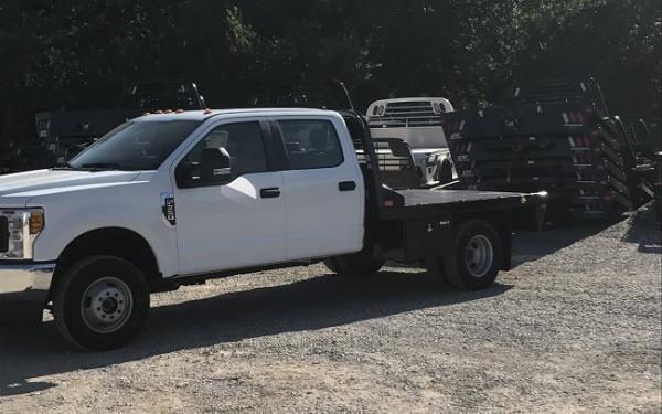 Truck Body RD2 114/97/120/34 SD, 24K REAR HITCH