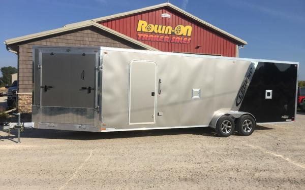 2021 Legend 29' Explorer 4/5-place Enclosed Snowmobile/ATV Trailer