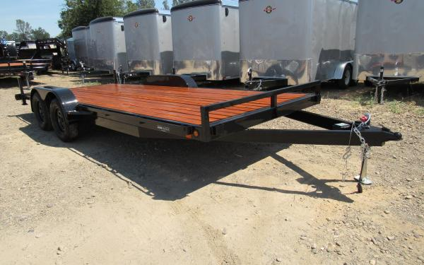 Iron Eagle 7'x16' 7K Car Hauler sold again 2x next one is 6/17/21