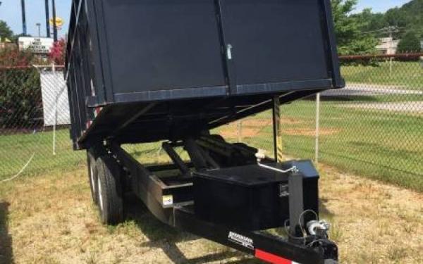 Anderson 12'x7' Tandem Axle Dump