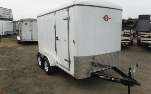 6x12 Carry On Cargo Trailer 7k