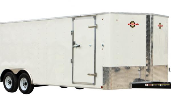 8.5x20 Carry On Cargo Trailer 10k