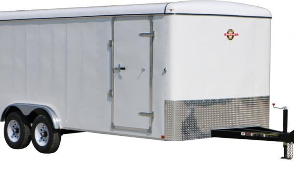 8.5x24 Carry On Cargo Trailer 10k