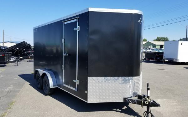 7x16 Southland Royal V-Nose Cargo 7k