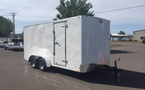 CargoMate B CH716TA2 Enclosed Cargo Trailer