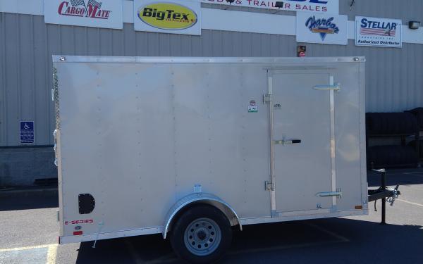 CargoMate E EHW612SA Enclosed Cargo Trailer