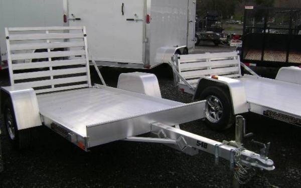 Aluma B 548LW Aluminum Trailer
