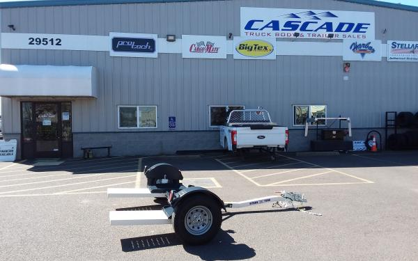 Stehl E ST80TD Tow Dolly Car Hauler w/ Hydraulic Surge Breaks