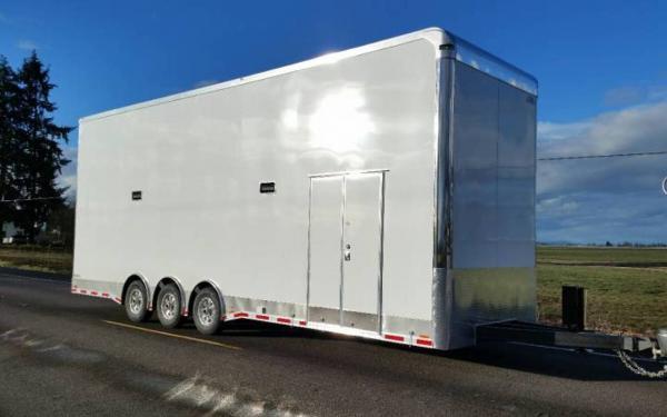 CargoMate 8.5 x 30 Triple Axle Stacker