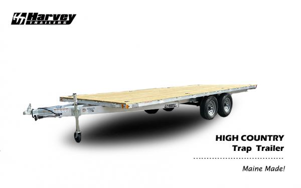 High Country Trap Trailer 20', and 24'