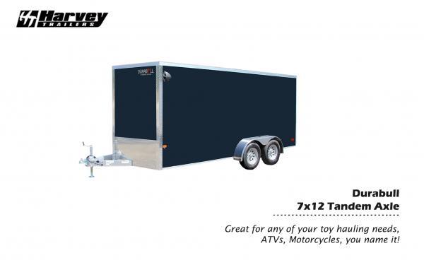Durabull Enclosed 7x12TA