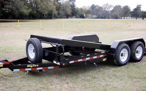 """14FT-83"""" x 16 Heavy Duty Full Tilt Bed Equipment Trailer"""