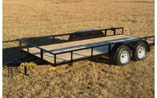 Prowler Tandem Axle