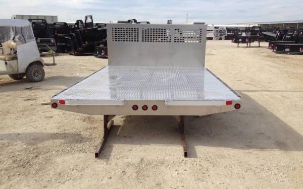 PL Aluminum CM Truck Bed 12'