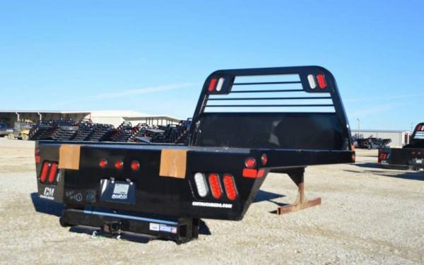 "CM Truck Bed SS Model 84"""