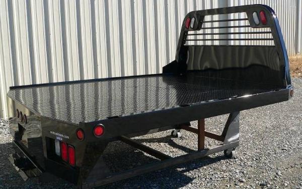 "CM SS Model Truck Bed 11'4"""