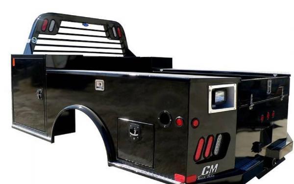 9'4 TM Model CM Truck Bed
