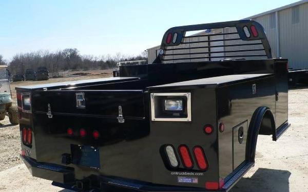 """TM 11'4"""" Model CM Truck Bed"""