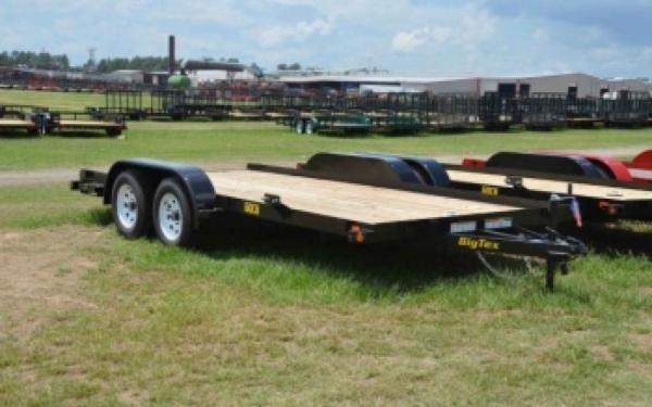 Big Tex Tandem Axle Auto Hauler