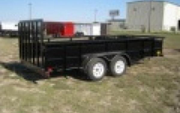 Big Tex Tandem Axle Vanguard