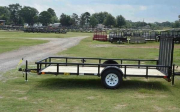 Utility Trailer Big Tex Single Axle