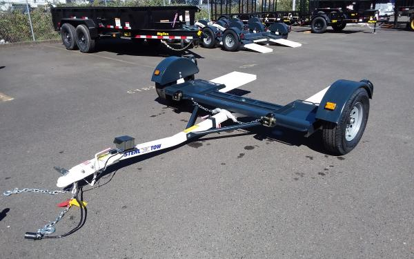 Stehl E ST80TD Tow Dolly Car Hauler w/ Electric Brakes