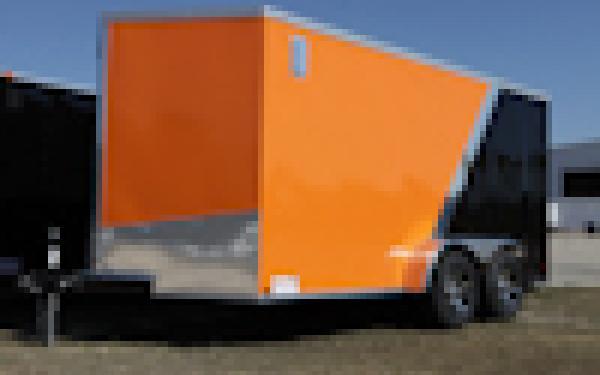 Spartan 6 x 12 Tandem Axle Cargo Trailer