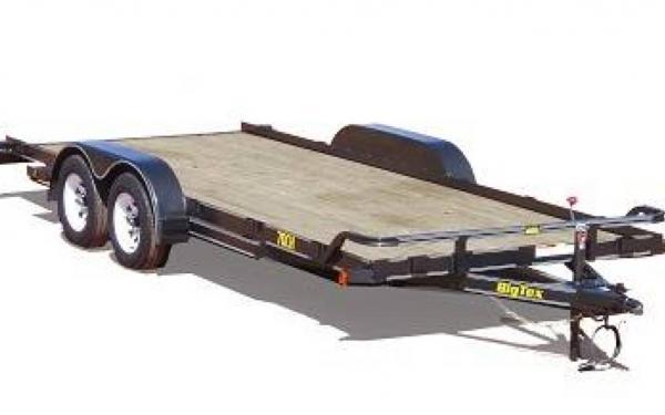 Big Tex 16' Tandem Axle Car Hauler