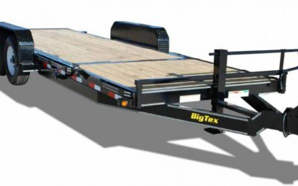 22' Big Tex Pro Series Full Tilt Bed