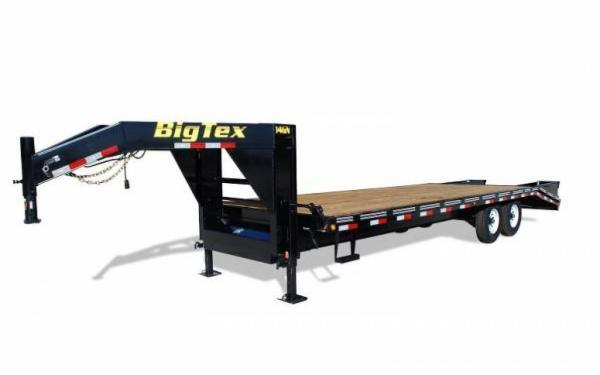 Big Tex 25'+5 Tandem Axle Gooseneck