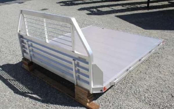 Aluma TB-96106 Aluminum Truck Bed