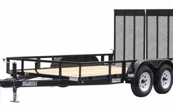 Belmont UT612-TA Tandem Axle Trailer